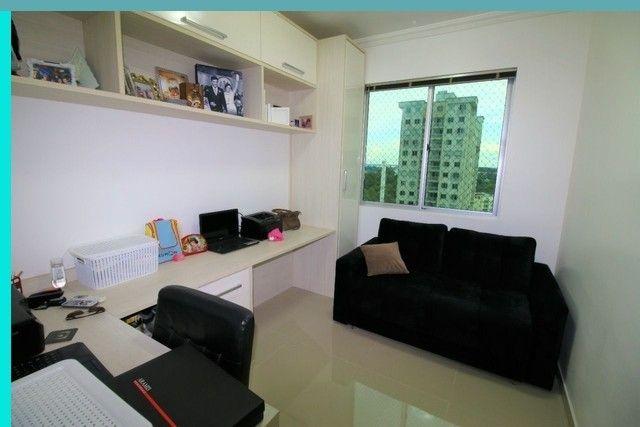 Ponta Negra Condomínio weekend Club Apartamento 3 Quartos - Foto 14