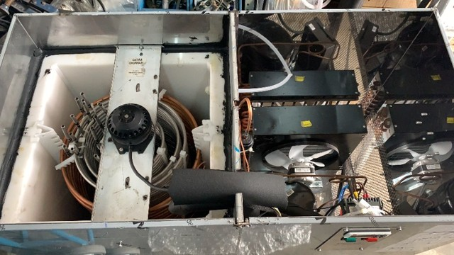 Chopeira T com 6 torreiras + pre resfriador glicol 80 L/H ccom 6 saídas - Foto 3