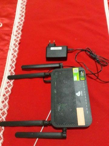 Roteador com 4 antenas da oi - Foto 4
