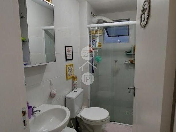 Apartamento à venda com 2 dormitórios em Pedra branca, Palhoça cod:2389 - Foto 7