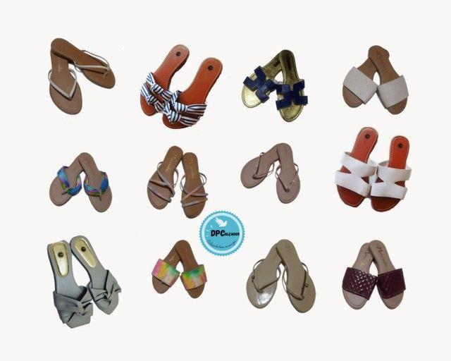 Sandálias rasteira - Foto 6
