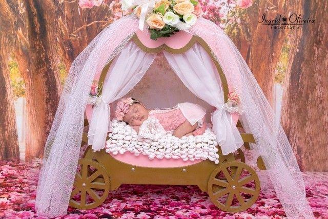 Ensaio Newborn - Foto 2