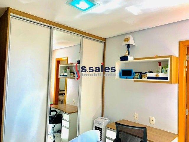 Destaque!! Belíssimo Apartamento em Águas Claras - 3 quartos - Lazer Completo - Foto 14