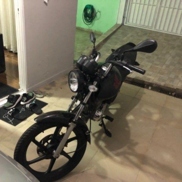 Moto Fan 125 2012  - Foto 12