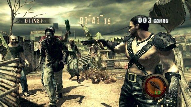 Resident Evil 5 ps3 - Foto 3