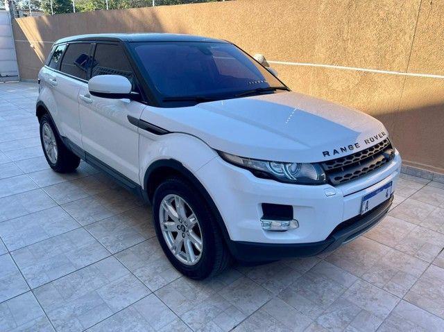 Range Rover Evoque Pure 2013 Interna Caramelo - Foto 5