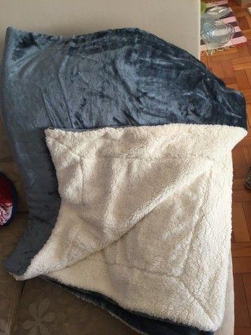 Cobertores tamanho solteirão