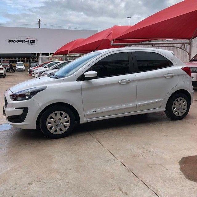 Ford KA SE 1.0 12v Flex 2019/2019 - Foto 3