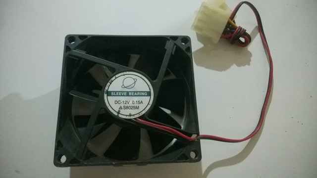 Cooler Lateral Para Gabinete De CPU Computador
