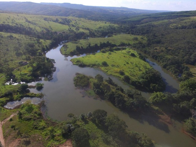 Lotes no Lago 5 km da BR Corumbá IV #co04 - Foto 11