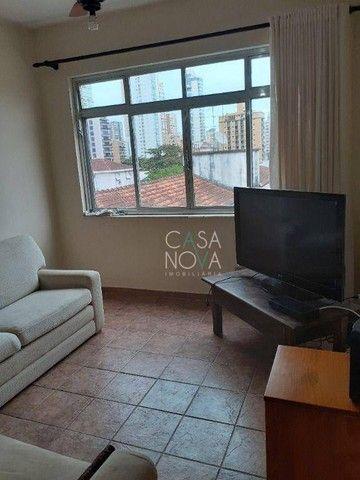Apartamento com 2 dormitórios à venda, 90 m² por R$ 430.000,00 - Embaré - Santos/SP - Foto 7
