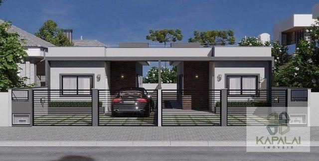 Casa com 2 dormitórios à venda, 70 m² por R$ 220.000,00 - Itajuba - Barra Velha/SC - Foto 3