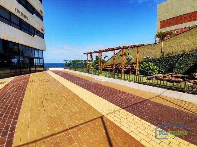 Apartamento com 4 dormitórios à venda, 189 m² por R$ 1.500.000,00 - Ondina - Salvador/BA - Foto 8