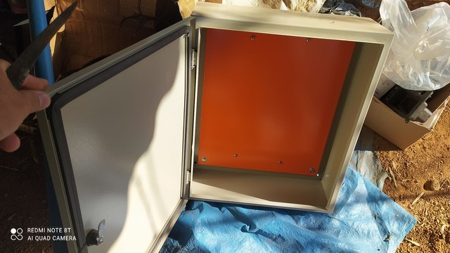 Caixa de comando para painel elétrico - Foto 4