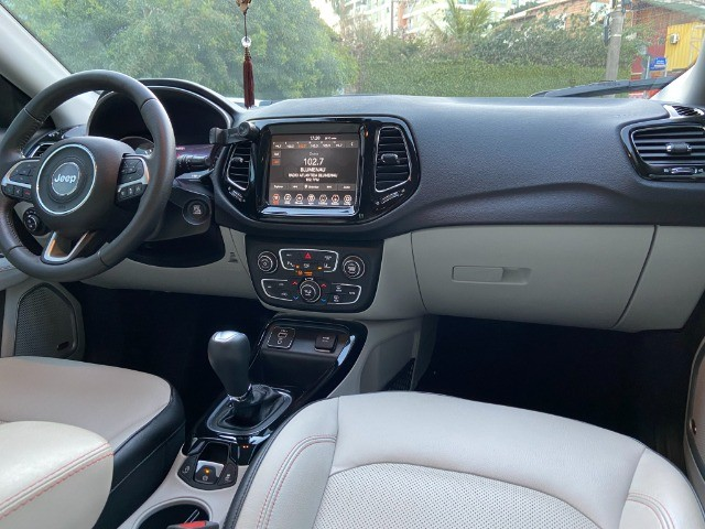 Jeep Compass Limited - 2020 - Foto 8