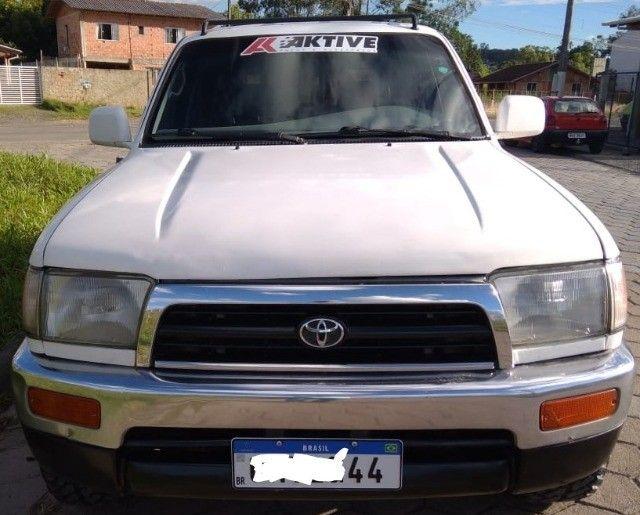 Toyota hilux sw4 3.0 turbo diesel  (4x4 jeep rural whillys Troller Ranger F-75 Niva) - Foto 5