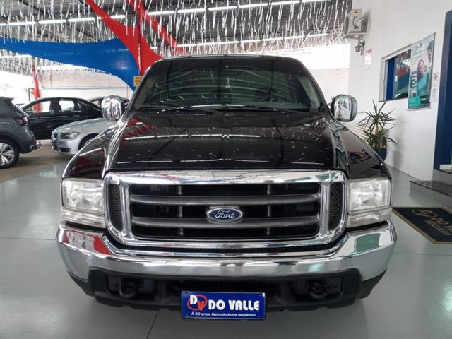 Ford F-250 F250 XL 4.2 Turbo (Cab Simples) DIESEL MANUAL - Foto 3