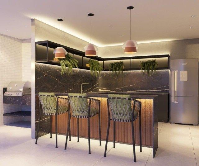 COD 1-487 Apartamento Jardim Oceania 2 quartos bem localizado - Foto 5