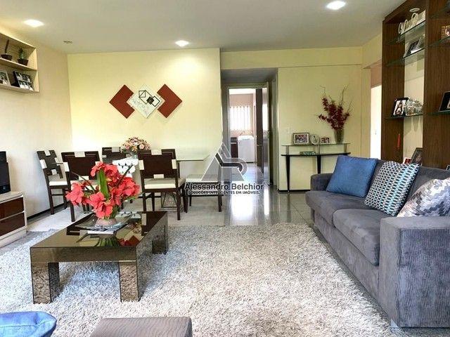 Apartamento com 3 dormitórios à venda, 158 m² por R$ 850.000,00 - Aldeota - Fortaleza/CE - Foto 4