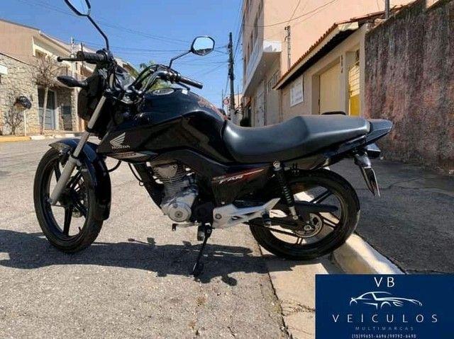 Honda fan160  - Foto 5