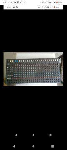 Mesa de som wattsom CMW 24 canais - Foto 3