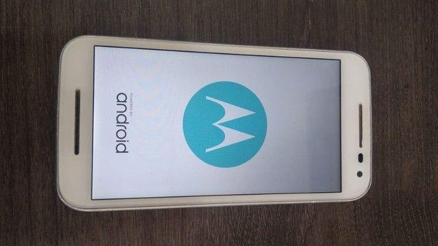 Smartphone Moto G? (3ª Geração) Colors 16GB XT-1543 - Branco - Foto 4