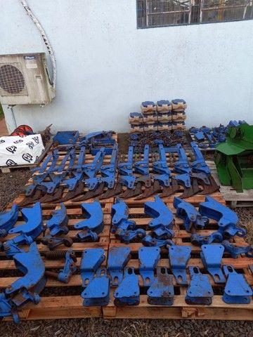 Peças usadas para plantadeira Metasa PDM 2227 ano 2003 - Foto 2