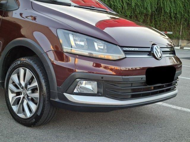 ML- VW Crossfox 1.6 MSI I-MOTION 2015 Completo! - Foto 5