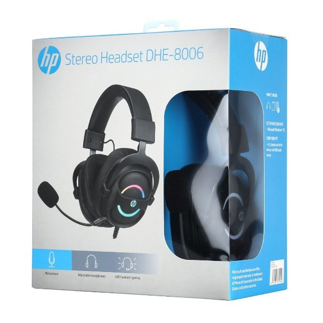 Headset Gamer DHE-8006 HP - Foto 5