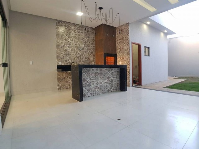 Casa para venda tem 214 metros quadrados com 4 quartos em Bandeirante - Caldas Novas - GO - Foto 18