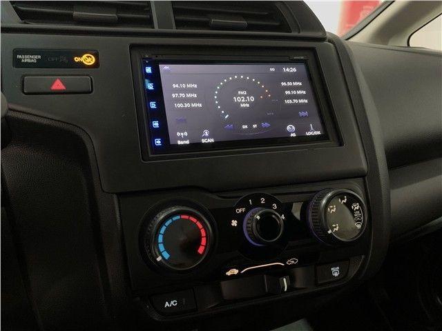 Honda Fit 2019 1.5 personal 16v flex 4p automático - Foto 11