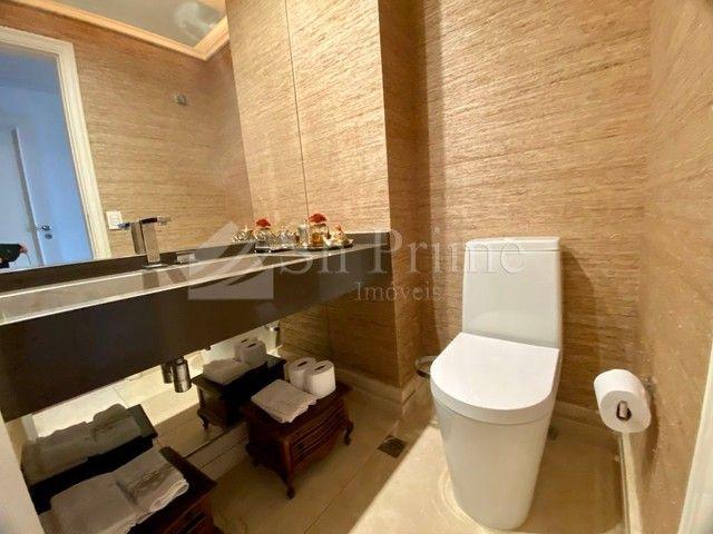 Apartamento espetacular mobiliado, para locação Chacara Itaim - Foto 18
