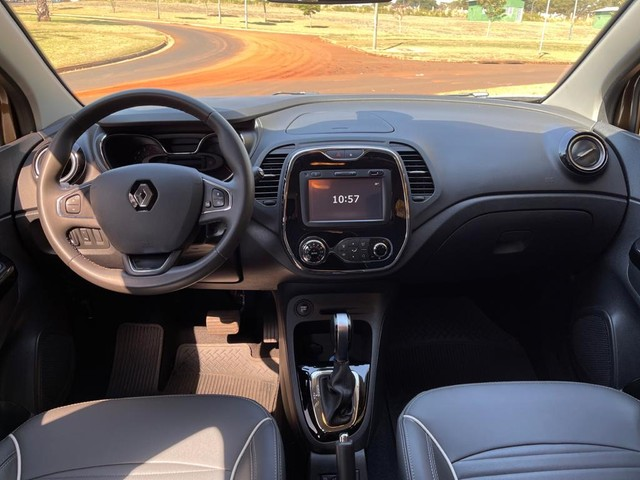 Renault Captur Intense automático 2018 - Foto 5