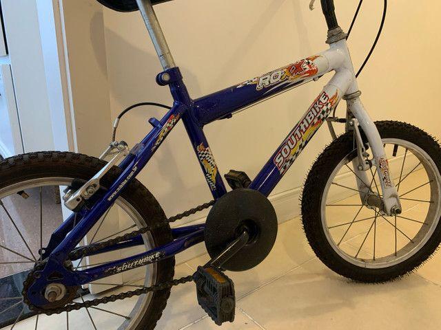 Bicicleta infantil aro 16 South Bike - Foto 4