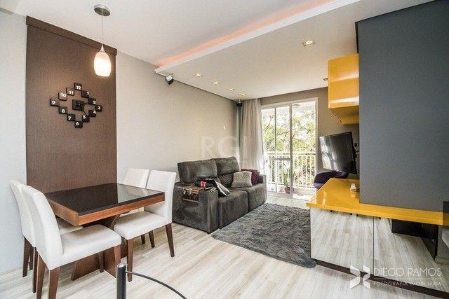 Apartamento à venda com 2 dormitórios em Cristo redentor, Porto alegre cod:YI449