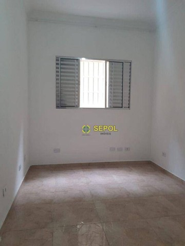 Casa com 2 dormitórios para alugar, 65 m² por R$ 950,00/mês - Jardim Egle - São Paulo/SP - Foto 6
