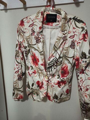 2 blazer feminino 44/GG - Foto 5