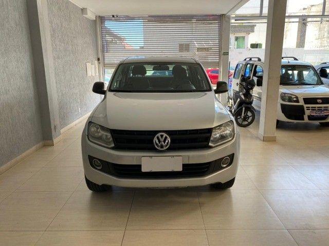 Volkswagen Amarok S 4X4 2013 Diesel
