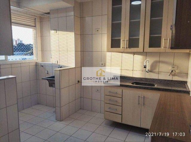 Excelente apartamento 82m², 3 dormitórios à venda no Jardim Satélite - São José dos Campos - Foto 5