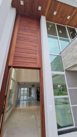 Casa no melhor da cidade alpha, Terras 1, 4 suítes pronta pra morar  #ce11 - Foto 9
