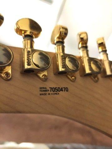 Guitarra Washburn CS740 Chicago series, linda! - Foto 4