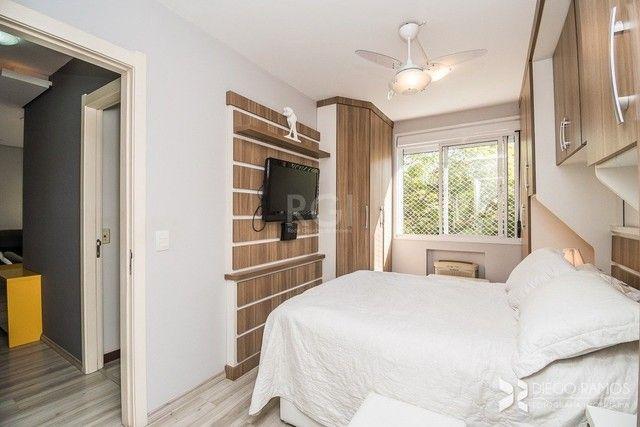Apartamento à venda com 2 dormitórios em Cristo redentor, Porto alegre cod:YI449 - Foto 14