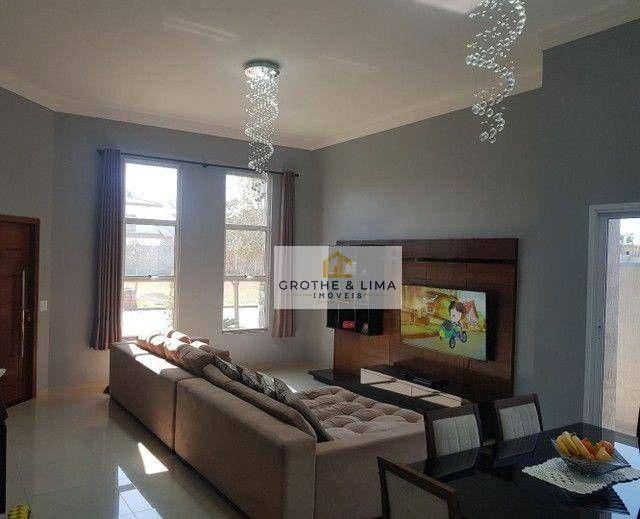 Casa com 3 dormitórios à venda, 150 m² por R$ 795.000,00 - Condomínio Terras do Vale - Caç - Foto 4