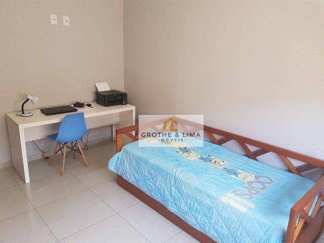 Casa com 3 dormitórios à venda, 150 m² por R$ 795.000,00 - Condomínio Terras do Vale - Caç - Foto 6