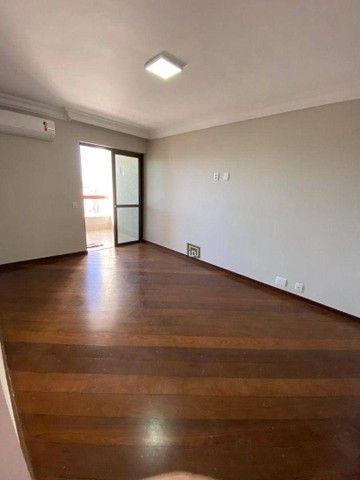 Apartamento com 4 dormitórios, 224 m² por R$ 850.000 - Praça Popular - Cuiabá/MT #FR 135 - Foto 5