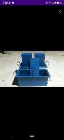 formas de blocos  de cimento - Foto 3