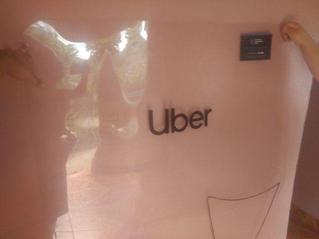Proteção da Uber novinha