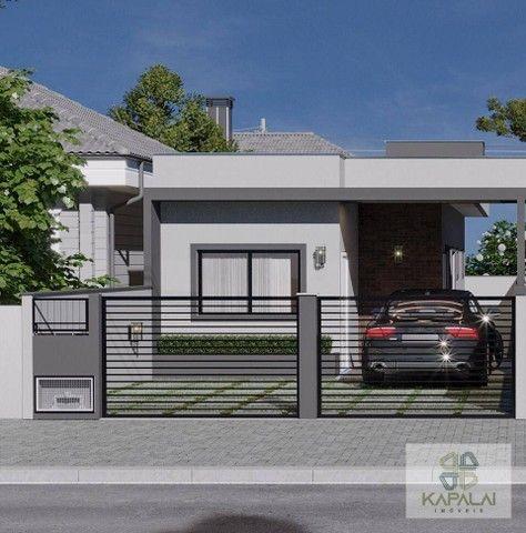 Casa com 2 dormitórios à venda, 70 m² por R$ 220.000,00 - Itajuba - Barra Velha/SC - Foto 4