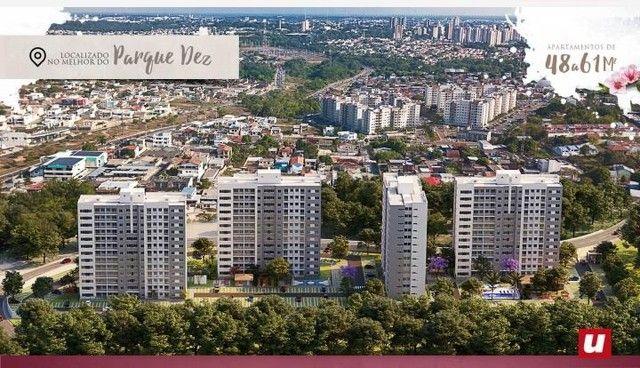 Condominio mais completo de Manaus Jardins das Cerejeiras 2 e 3 quartos