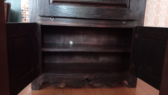Móvel de madeira maciça de demolição, Colonial Mineiro Usado - Foto 3